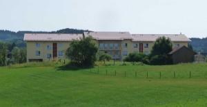 Aussenansicht Haus Chralotte von Kusserow